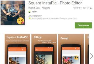aplikacja Square InstaPic