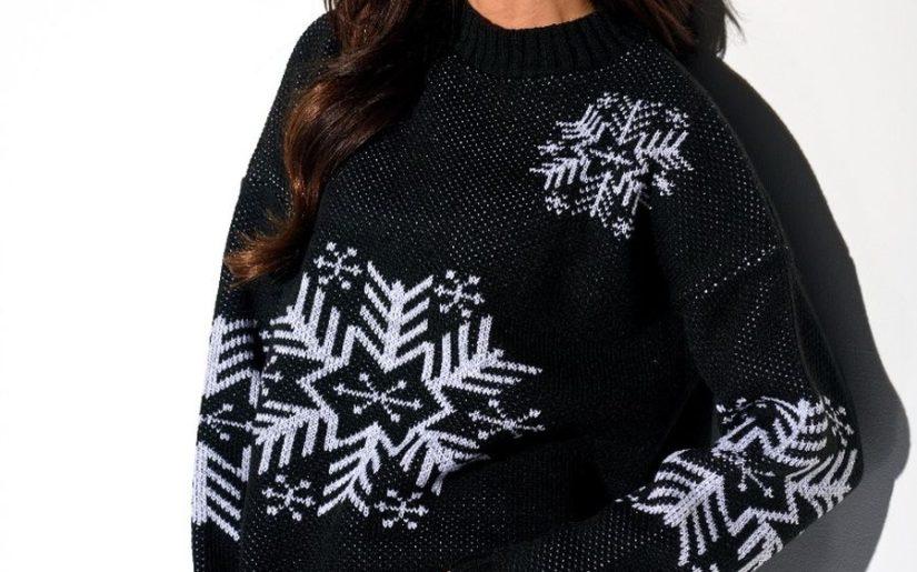 Sweter Pakamera